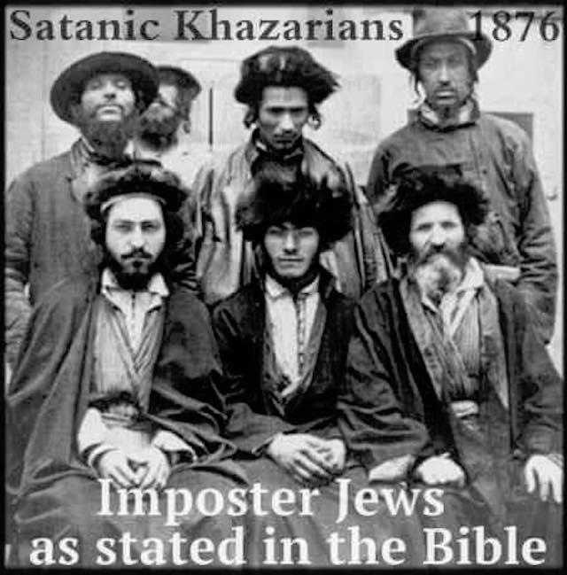 ASHKENAZI TURKS-FAKE JEWS-PHOTO