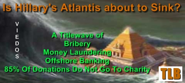 BUSTED! New Clinton Scandal Rocks The Internet! Hillary-Atlantis-feat-sinking-9-20-16