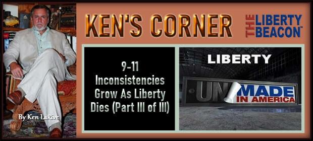 9-11 Inconsistencies Grow As Liberty Dies – Part III – FI 09 11 21-min