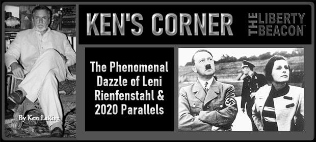 The Phenomenal Dazzle of Leni Rienfenstahl & 2020 Parallels – FI 03 24 21-min