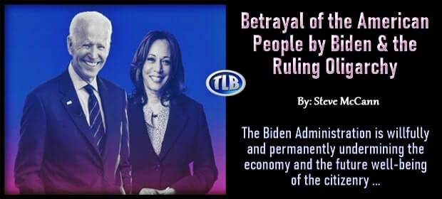 Betrayal of the American People by Biden & the Ruling Oligarchy – FI 02 08 21-min