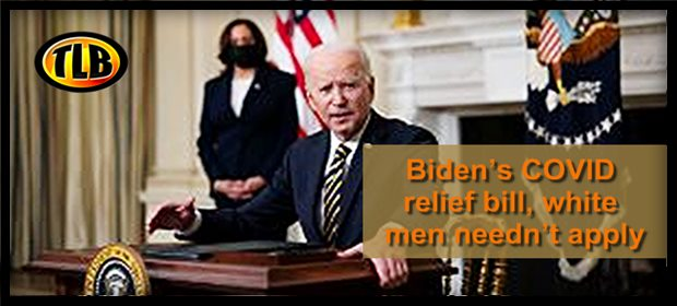 Biden relief bill white feat 2 25 21
