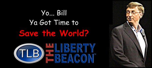Bill Gates save world feat 2 15 21