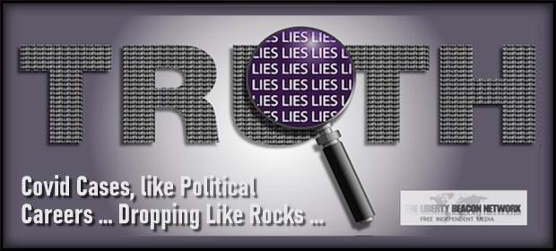 Covid Cases like Political Careers – Dropping Like Rocks – FI 02 21 21-min