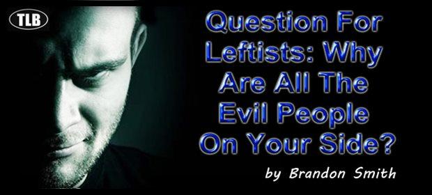 Evil Left Brandon Smith feat 2 19 21