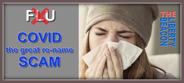 Flu named Covid feat 2 28 21