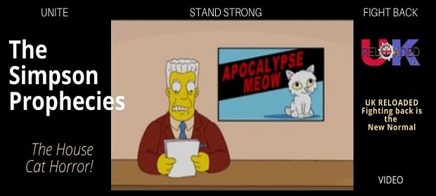 Simpson prphecies