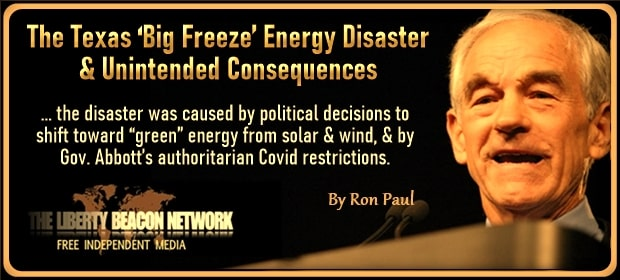 The Texas Big Freeze Energy Disaster & Unintended Consequences – FI 02 23 21-min