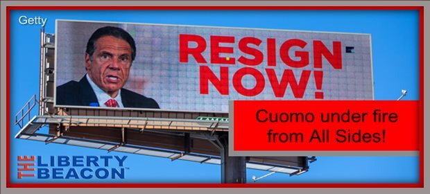 Cuomo under fire feat 3 5 21