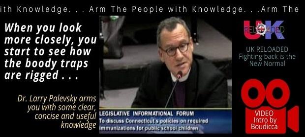Dr. Larry Palevsky