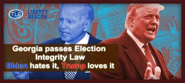 GA elect law Trump Biden feat 3 27 21