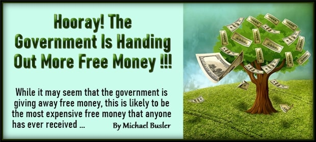 Hooray The Government Is Handing Out More Free Money – FI 03 16 21-min