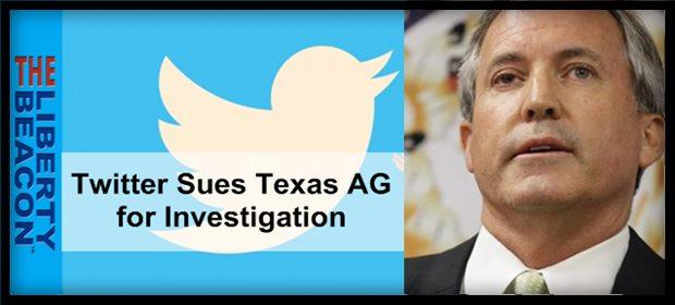 Twitter sues TX AG feat 3 10 21