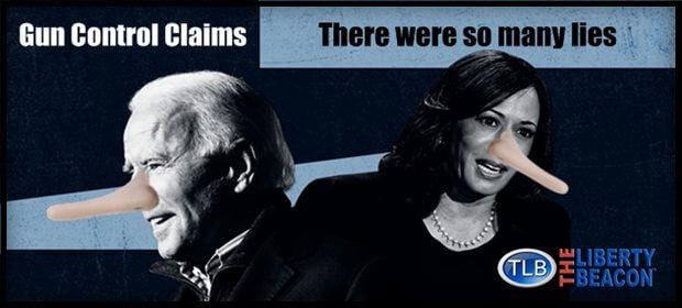 Biden Harris Gun lies feat 4 11 21