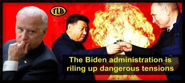 US China Russia War feat 4 11 21