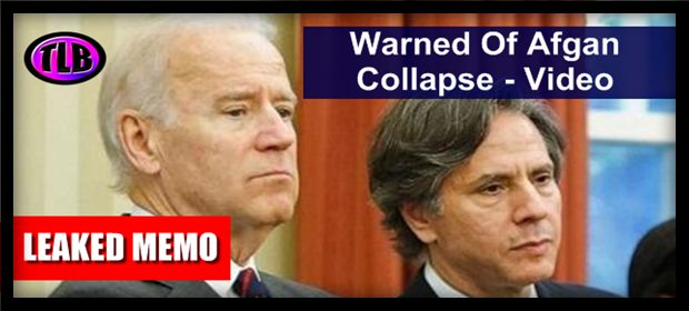 Biden knew Afgan fall BN feat 8 20 21