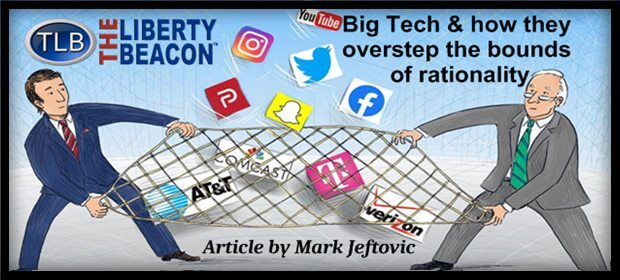 Big Tech plumbers by Mark Jeftovic feat 8 8 21