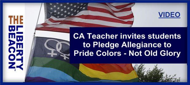 Ca Teacher Flag salute RT FEAT 8 29 21