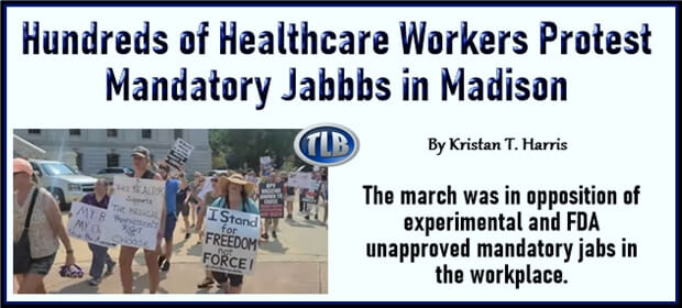Hundreds of Healthcare Workers Protest Mandatory Jabbbs in Madison – FI 08 12 21-min