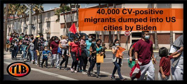 Migrants dumped covid RT feat 8 13 21