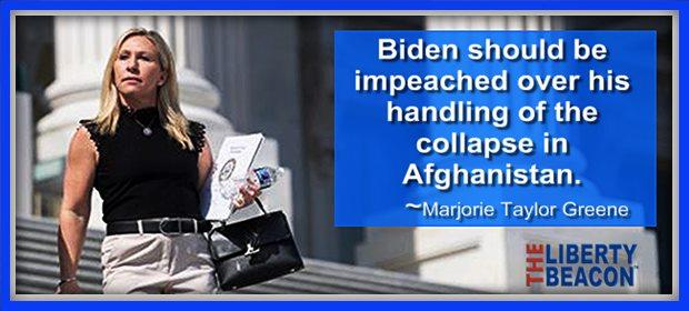 Rep Green Impeach Biden JtN feat 8 21 21
