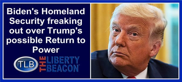 Trump DHS his return RT feat 8 7 21