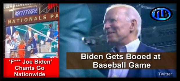 Biden Ball Game booed BN feat 9 30 21