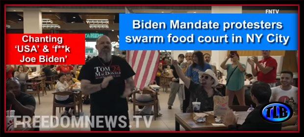 Biden Mandate protest RT feat 9 27 21