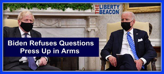 Biden refuses answer SN feat 9 22 21
