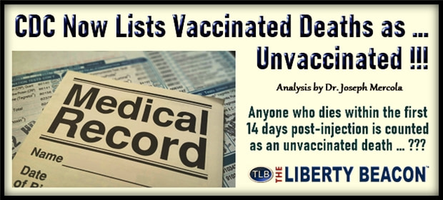 CDC Now Lists Vaccinated Deaths as Unvaccinated – FI 09 15 21-min