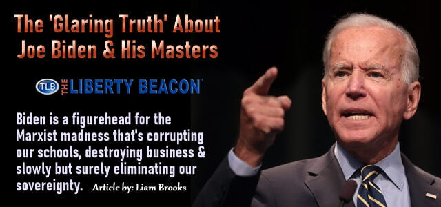 The Glaring Truth About Joe Biden & His Masters – FI 09 05 21-min