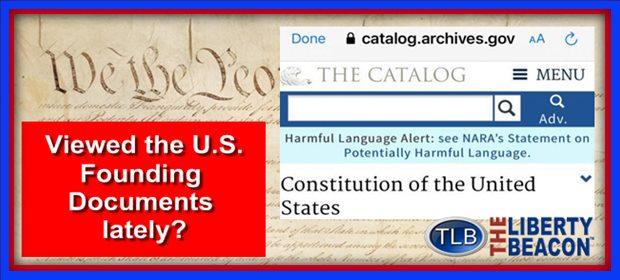 US founding docs RT feat 9 8 21