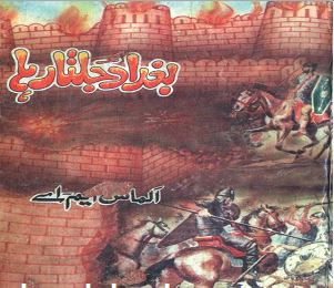 Baghdad Jalta Raha by Almas MA Pdf Download
