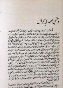Dushman Ahd O Paiman By Ilyas Sitapuri Pdf