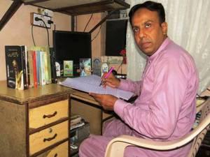 Muhammad Fayyaz Mahi (Urdu Novelist)