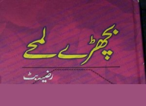 Bichray Lamhe Autobiography By Razia Butt Pdf Free