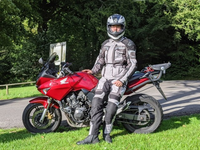 RST Adventure-X Jacket and Jeans