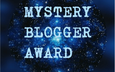Awesome Blogging Moment:  The Life Bus was Nominated for the Mystery Blogger Award