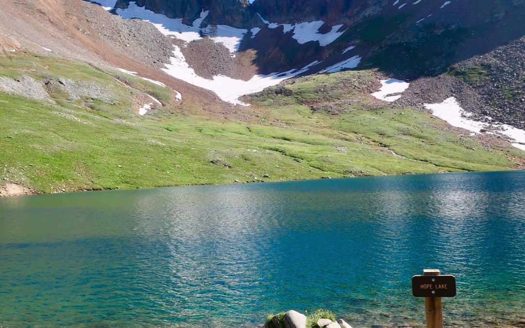 Hiking Hope Lake … Nature's Bounty on Full Display