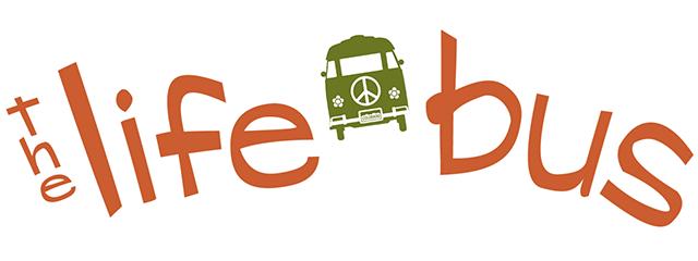 logo the life bus