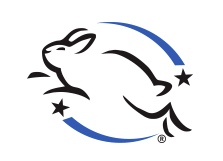 The Leaping Bunny Logo - Cruelty-free
