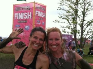 Dirty girl mud run chicago