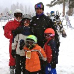 Best family ski vacation