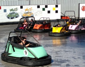 laurie mcdermott at Go Kart World