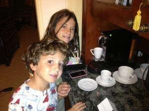Meg and Roc Dillman Make Coffee