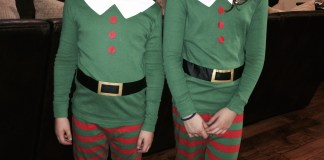 Meg & Roc Dillman Matching Elves