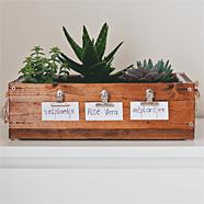 DIY houten plantenbak