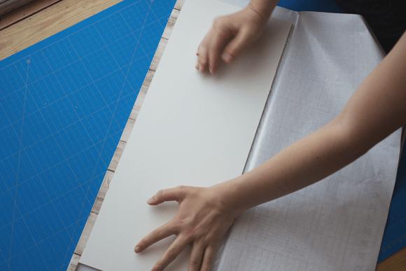 DIY flipfolder