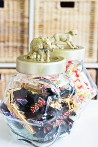 DIY animal jars