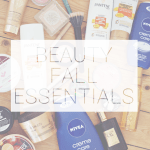 Beauty fall essentials